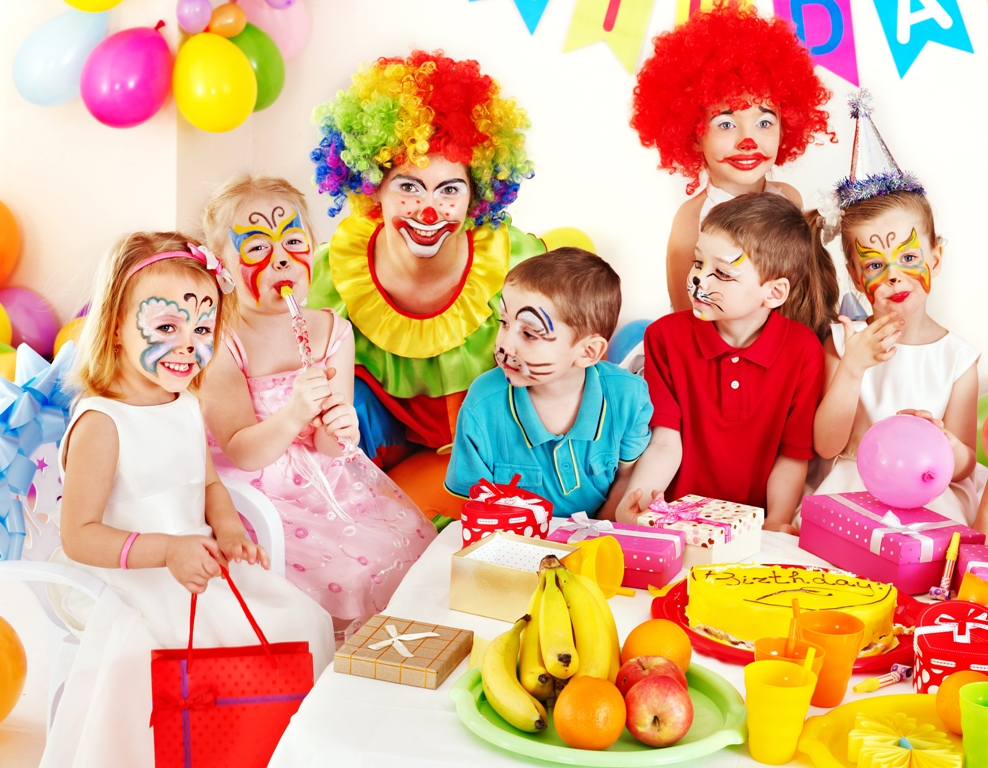 Kinder Zauberparty