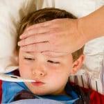 Viel Liebe und Schlaf helfen beim Gesundwerden
