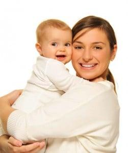 die kleine krone-startseite_mama mit baby