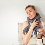 Halsschmerzen in der Schwangerschaft - was tun