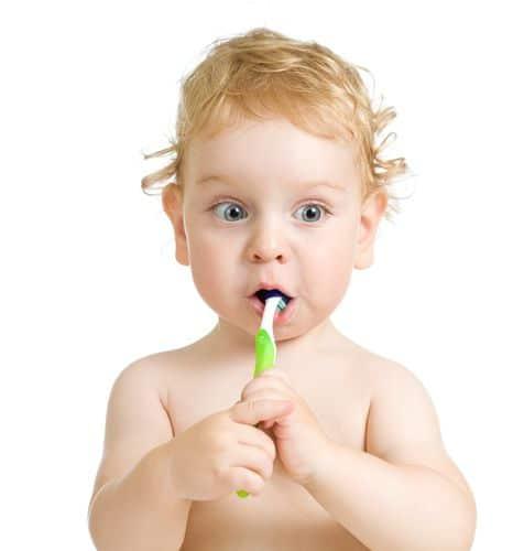 Zähne putzen muss das sein?