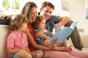 Eltern und Liebespaar sein