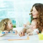 Kinderbetreuung - Tagesmutter oder Kinderfrau