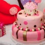 Die perfekte Geburtstagstorte