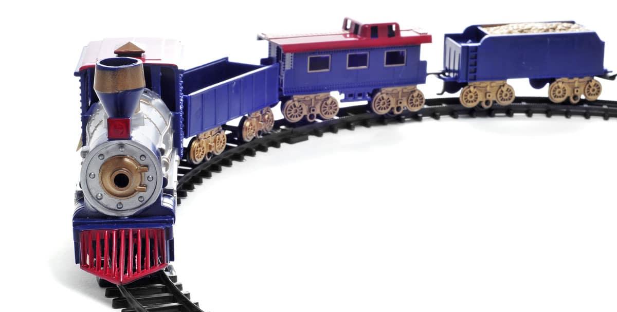 Modellbahn für Kinder und Erwachsene geeignet