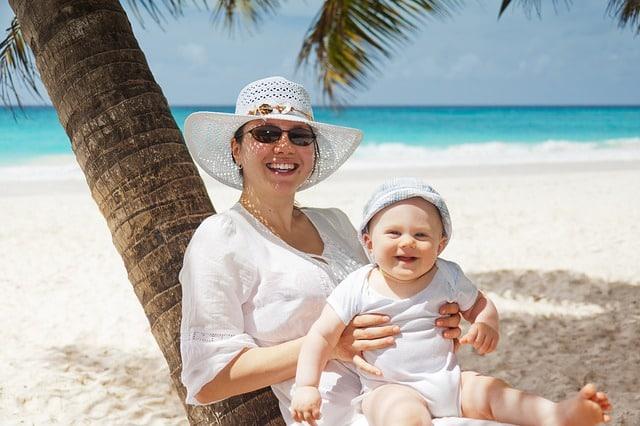 Unser erster Urlaub mit Baby war wunderschön