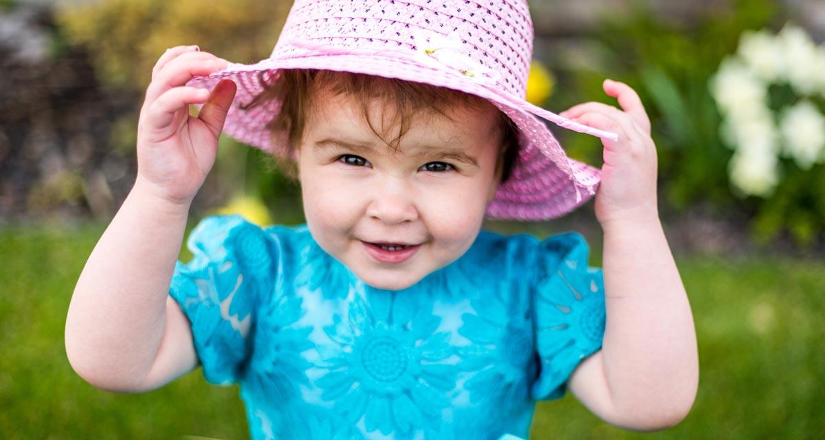 Sonnenschutz ist wichtig für Kinder